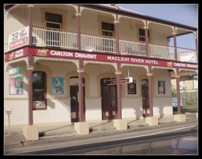 Macleay River Hotel - Sydney Tourism