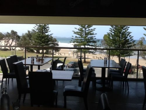 Fat Fish Beachfront Bistro - Sydney Tourism