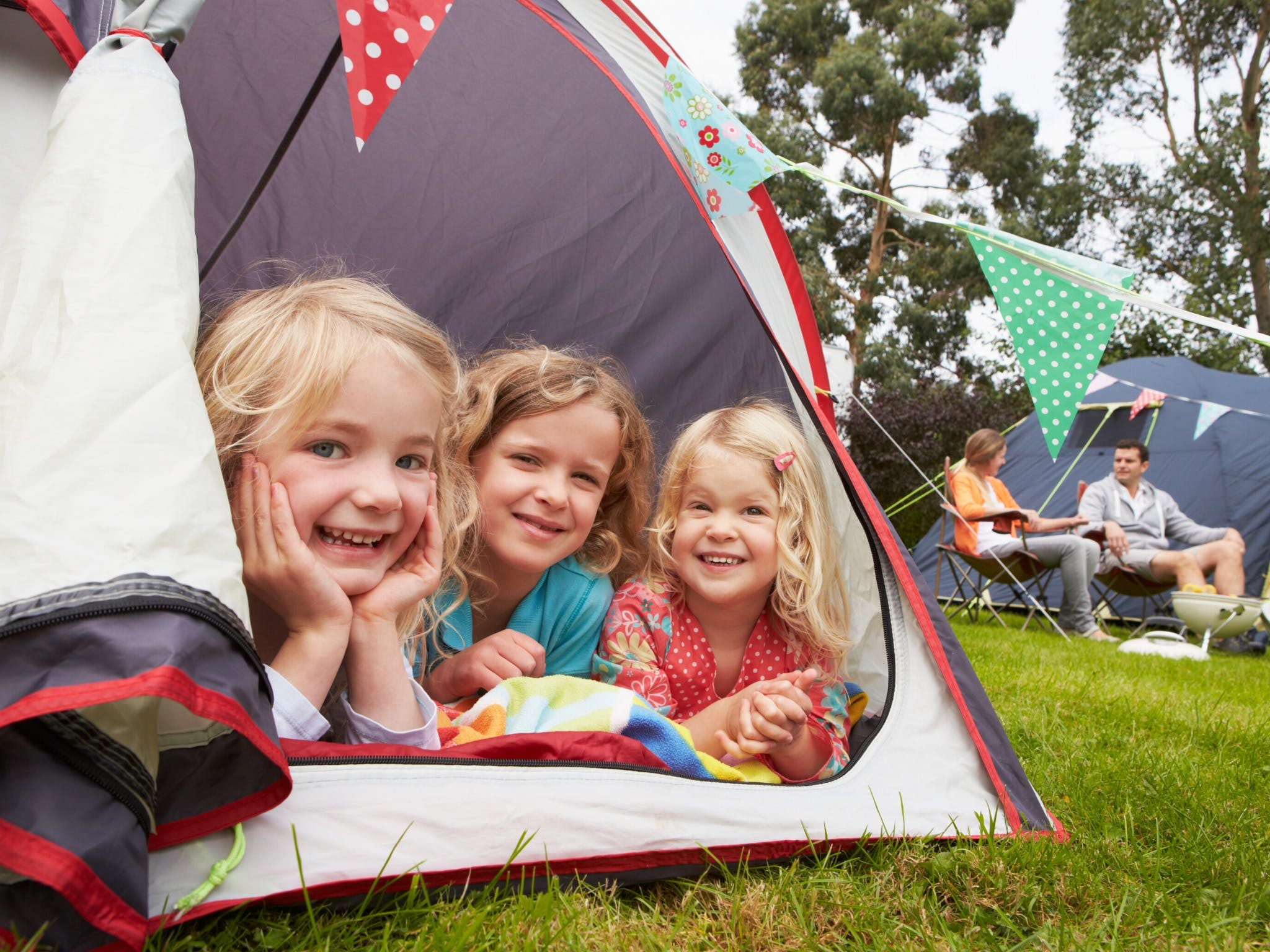 Camp Out In Town - Sydney Tourism