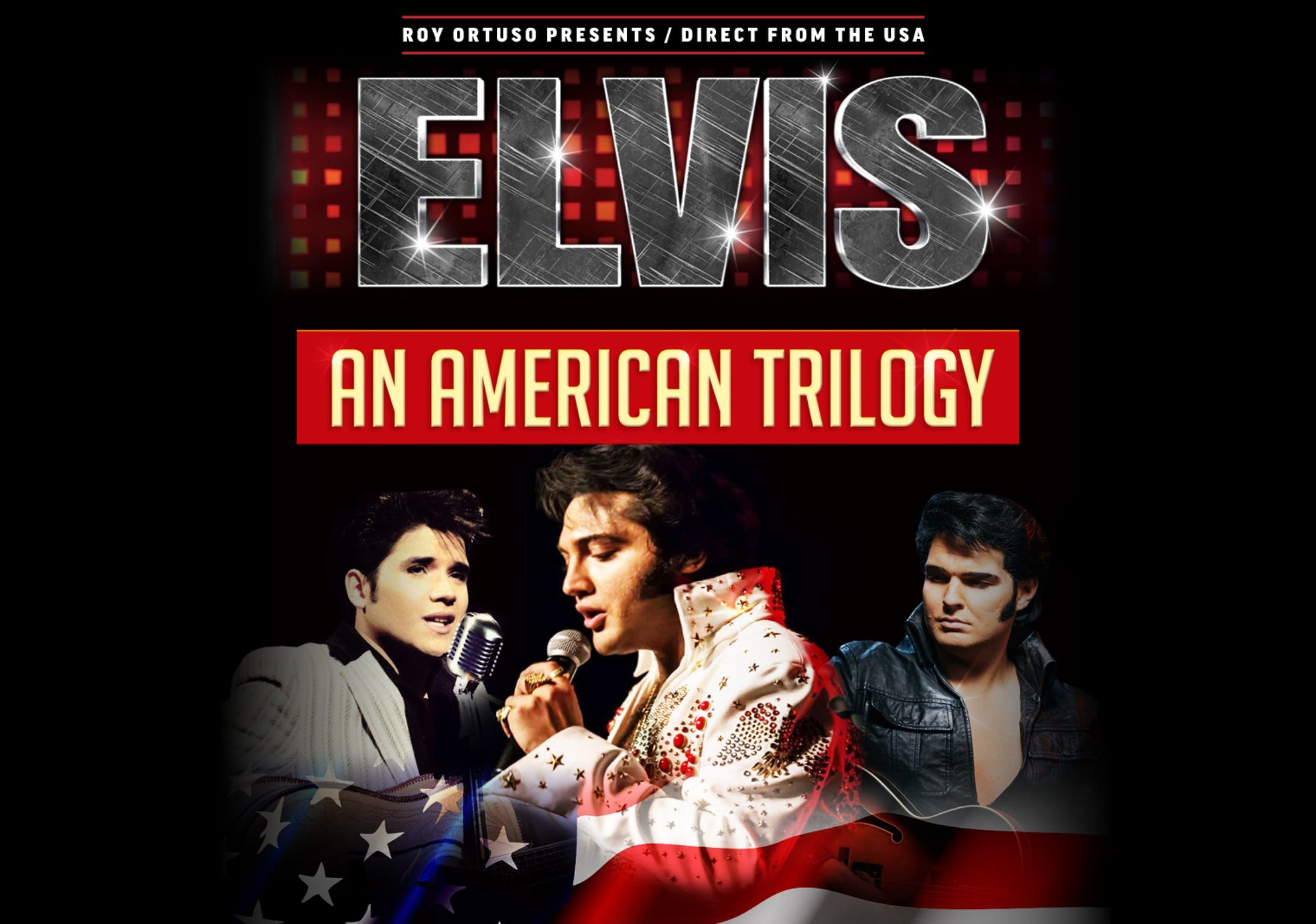Elvis - An American Trilogy - Sydney Tourism