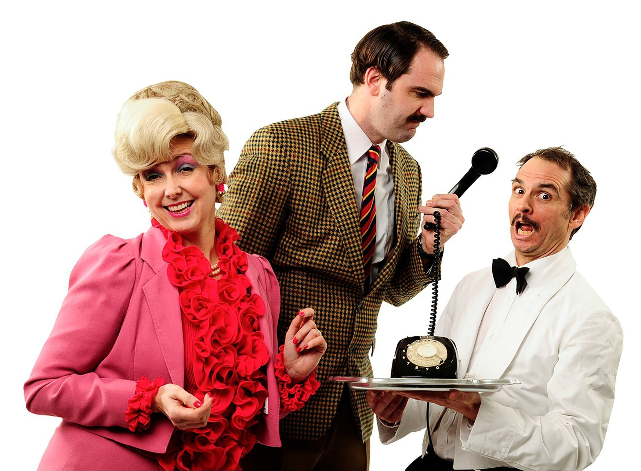 Faulty Towers - The Dining Experience at CountryPlace Hotel - Sydney Tourism