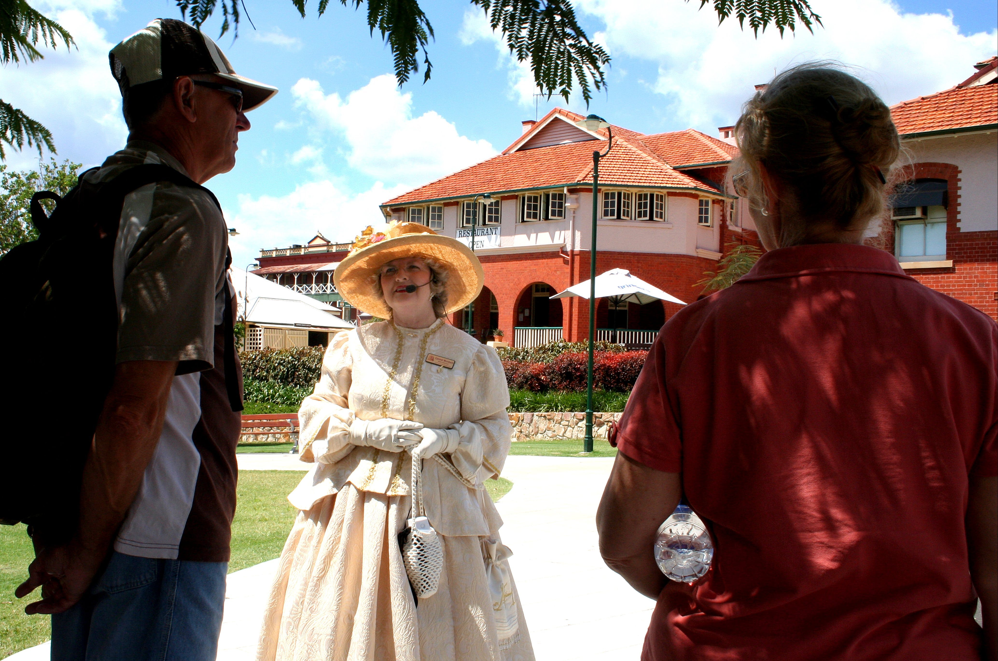 Free Guided Maryborough Heritage Walk Tour - Sydney Tourism