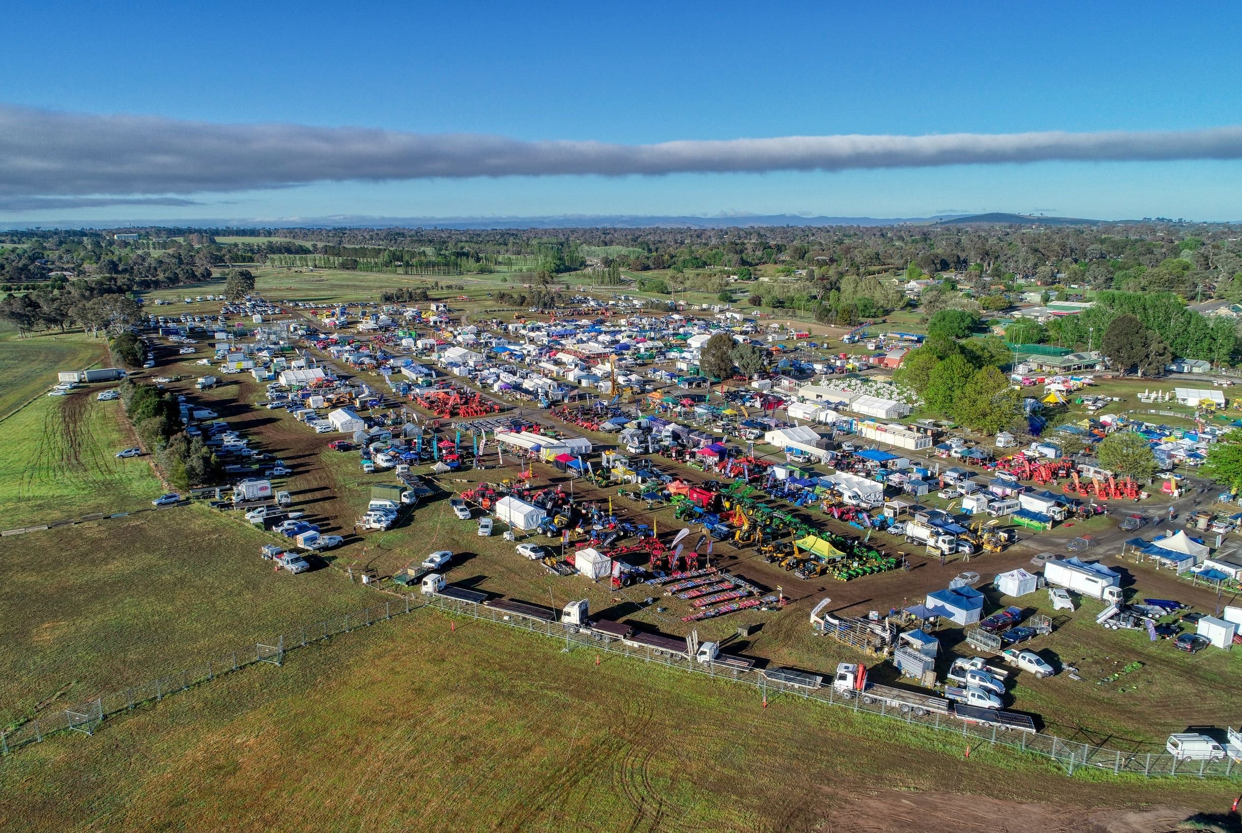 Murrumbateman Field Days - Sydney Tourism