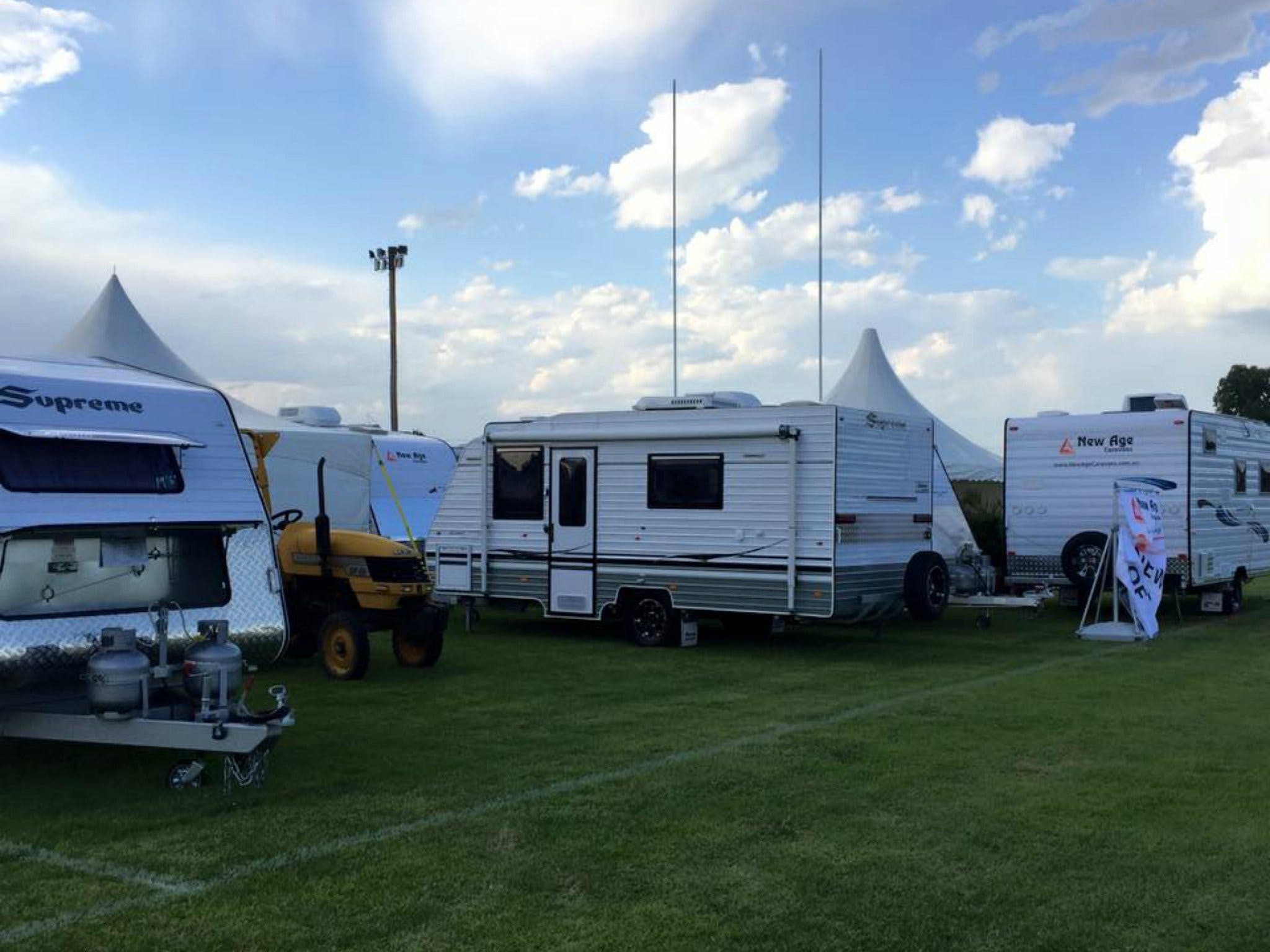 Northern Inland 4x4 Fishing Caravan and Camping Expo - Sydney Tourism