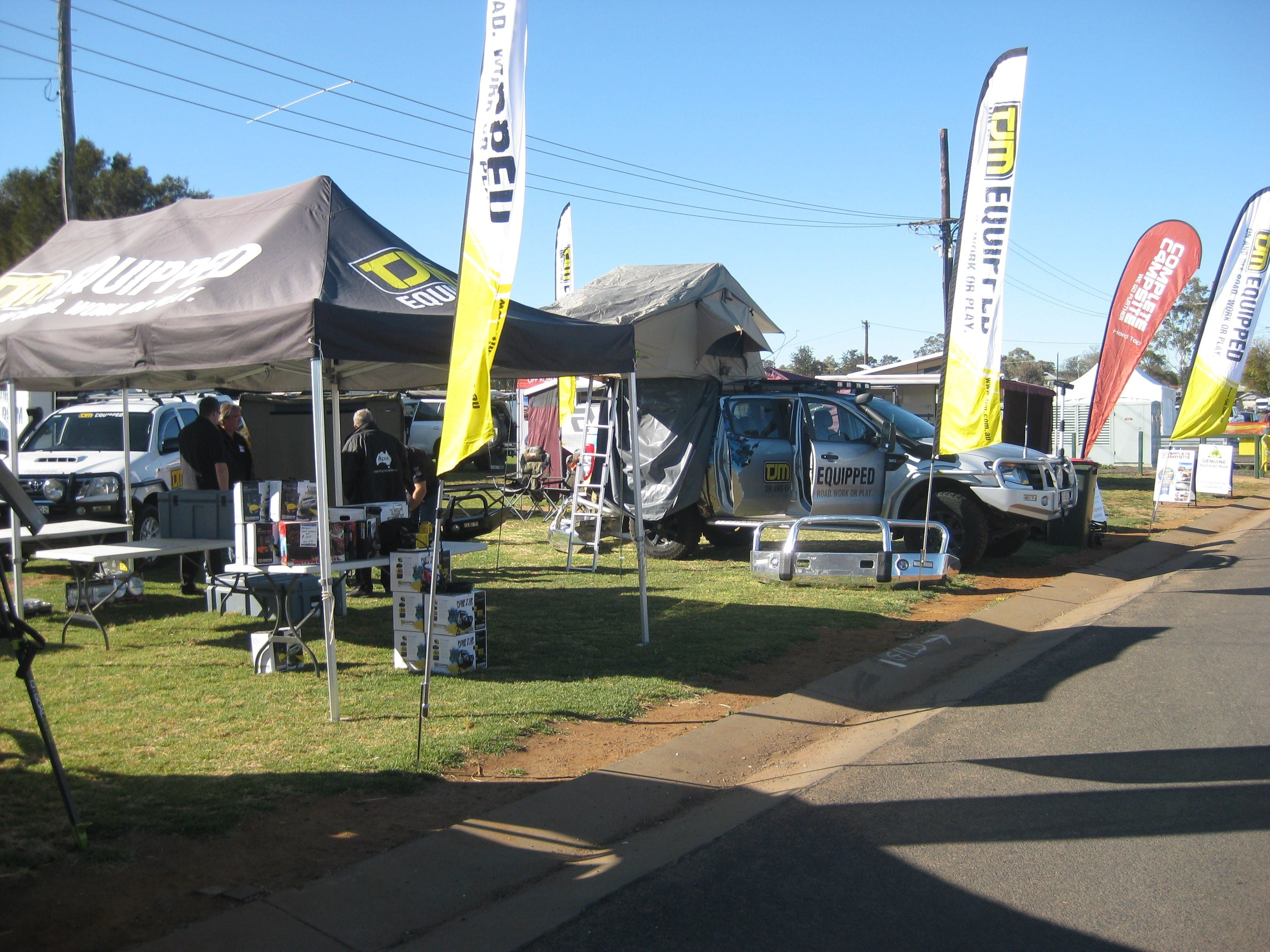 Orana Caravan Camping 4WD Fish and Boat Show - Sydney Tourism