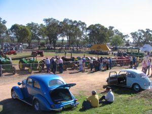 Quirindi Rural Heritage Village - Vintage Machinery and Miniature Railway Rally and Swap Meet - Sydney Tourism