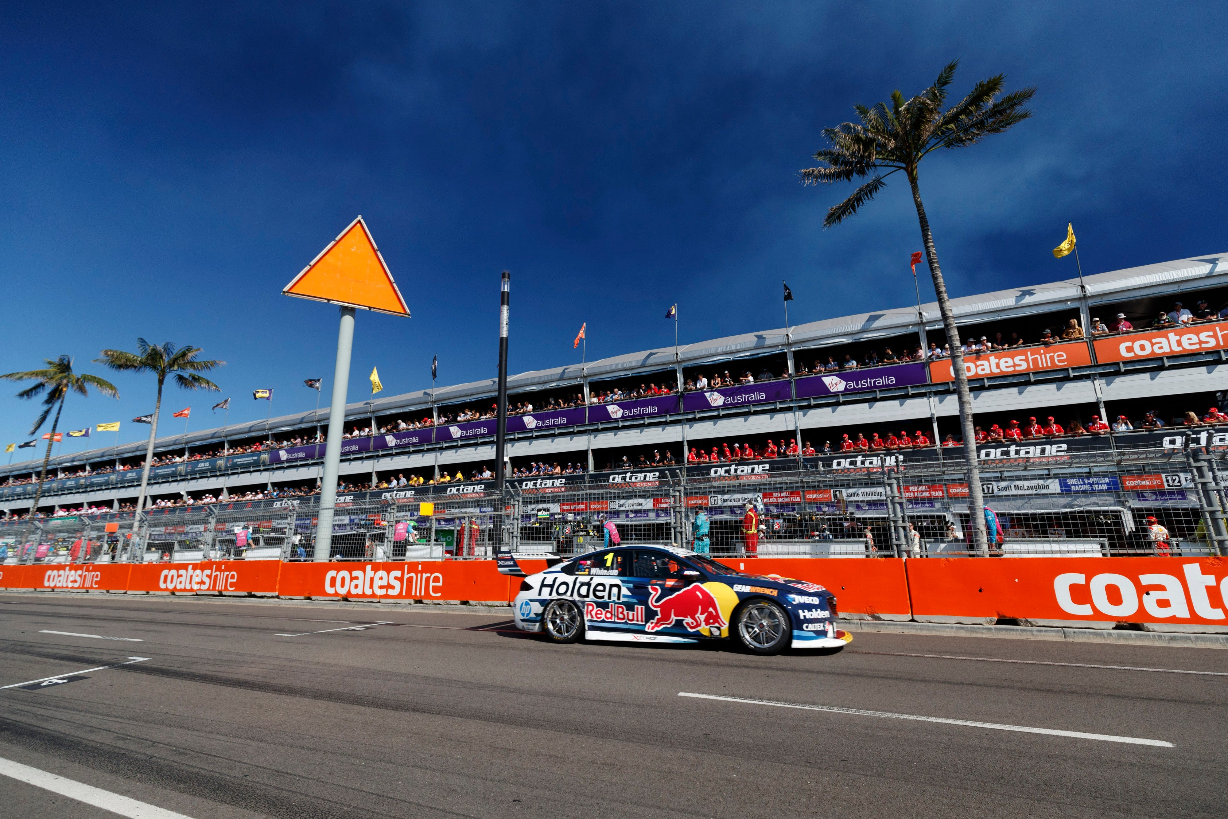 Supercars Coates Hire Newcastle 500 - Sydney Tourism