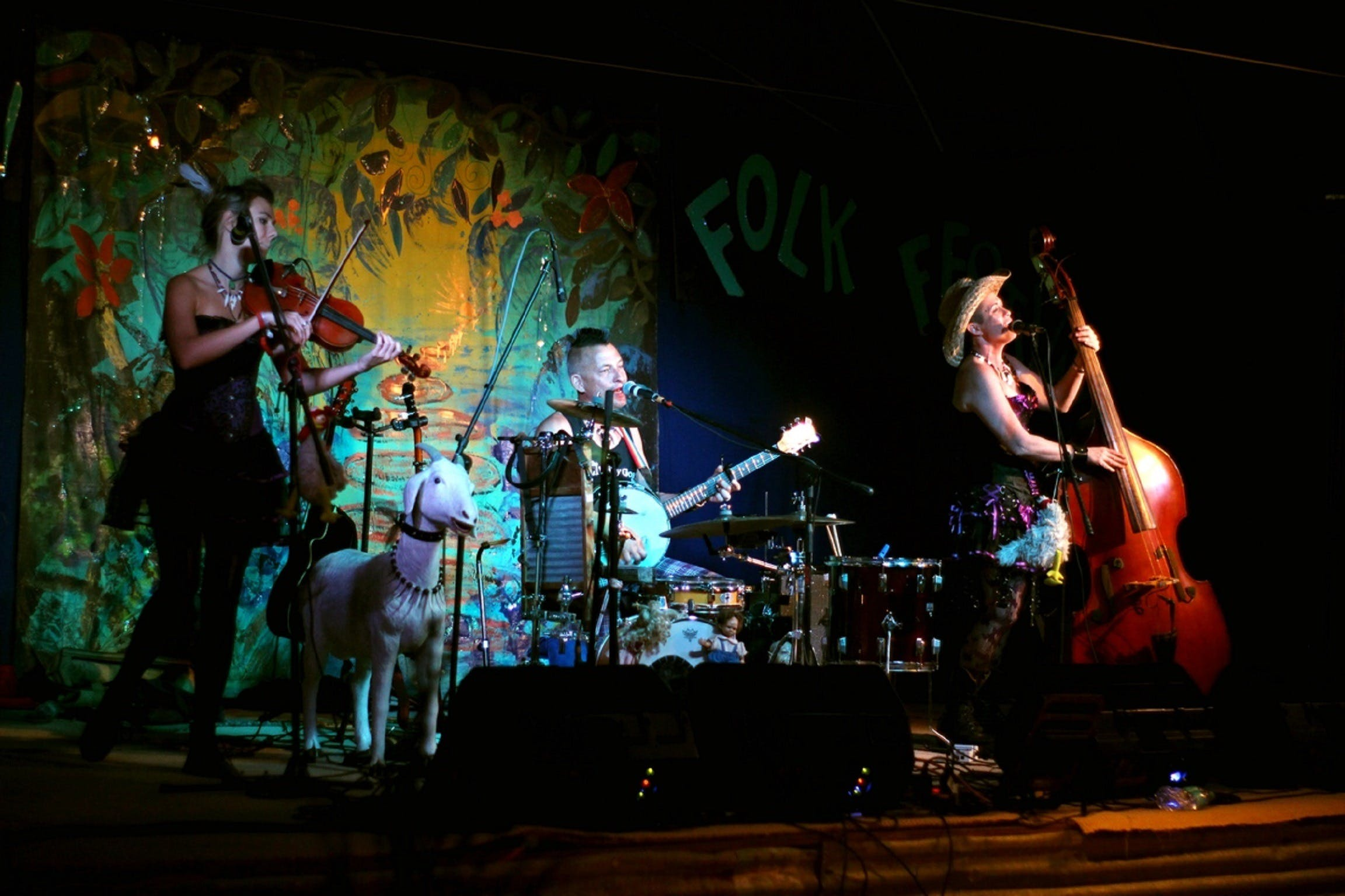 Bony Mountain Folk Festival - Sydney Tourism