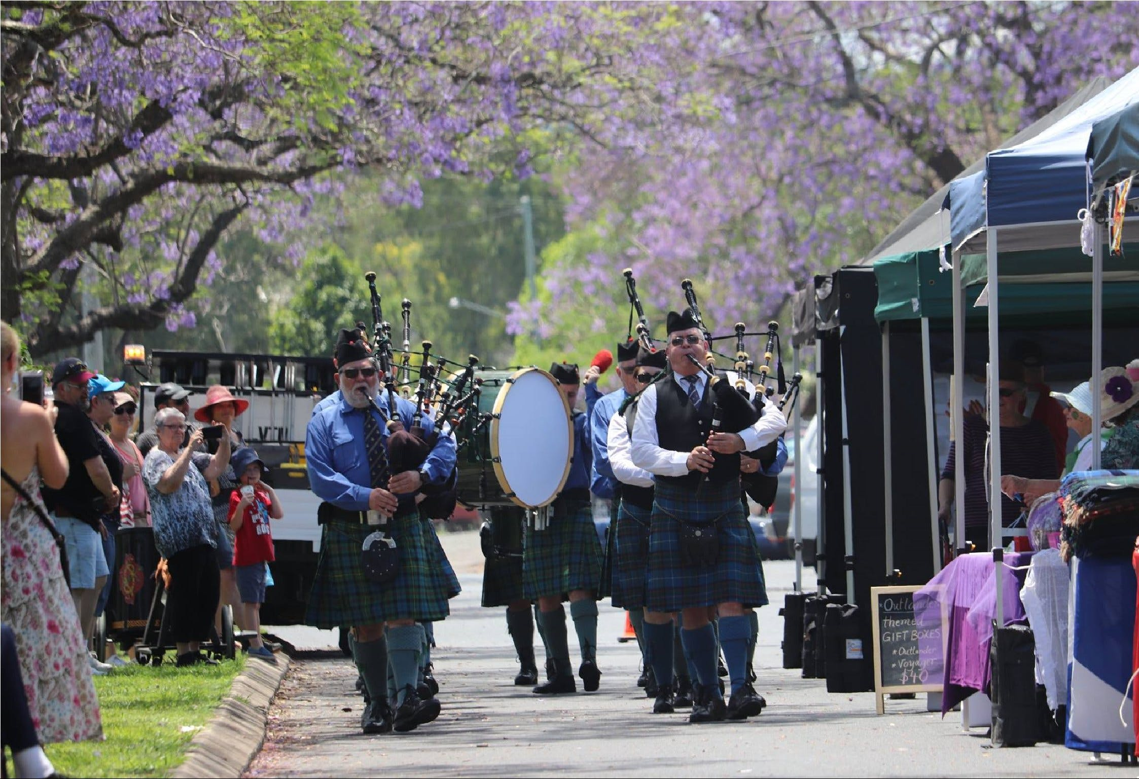 Celtic Festival of Queensland - Sydney Tourism