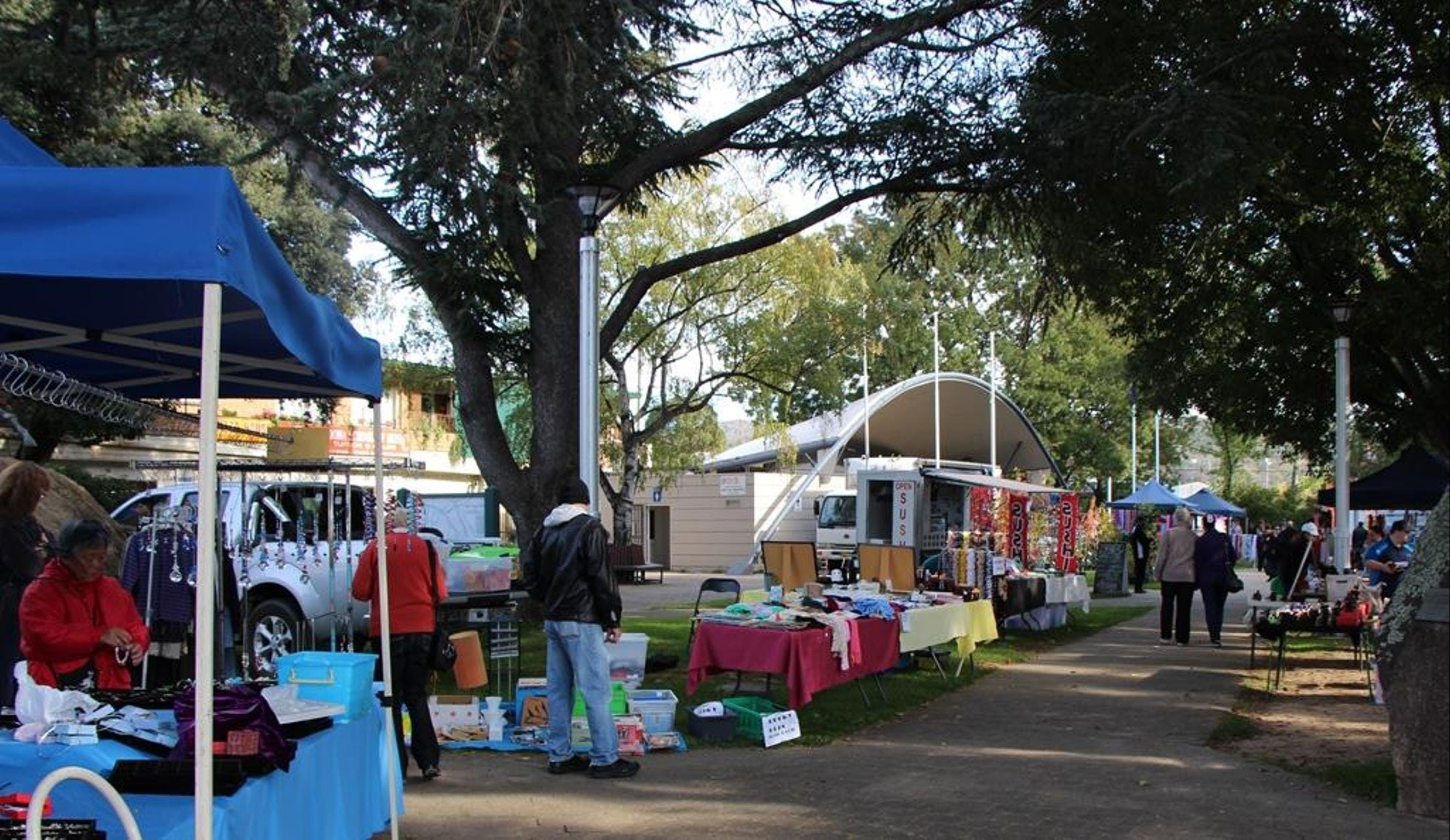 Cooma Rotary Markets - Sydney Tourism
