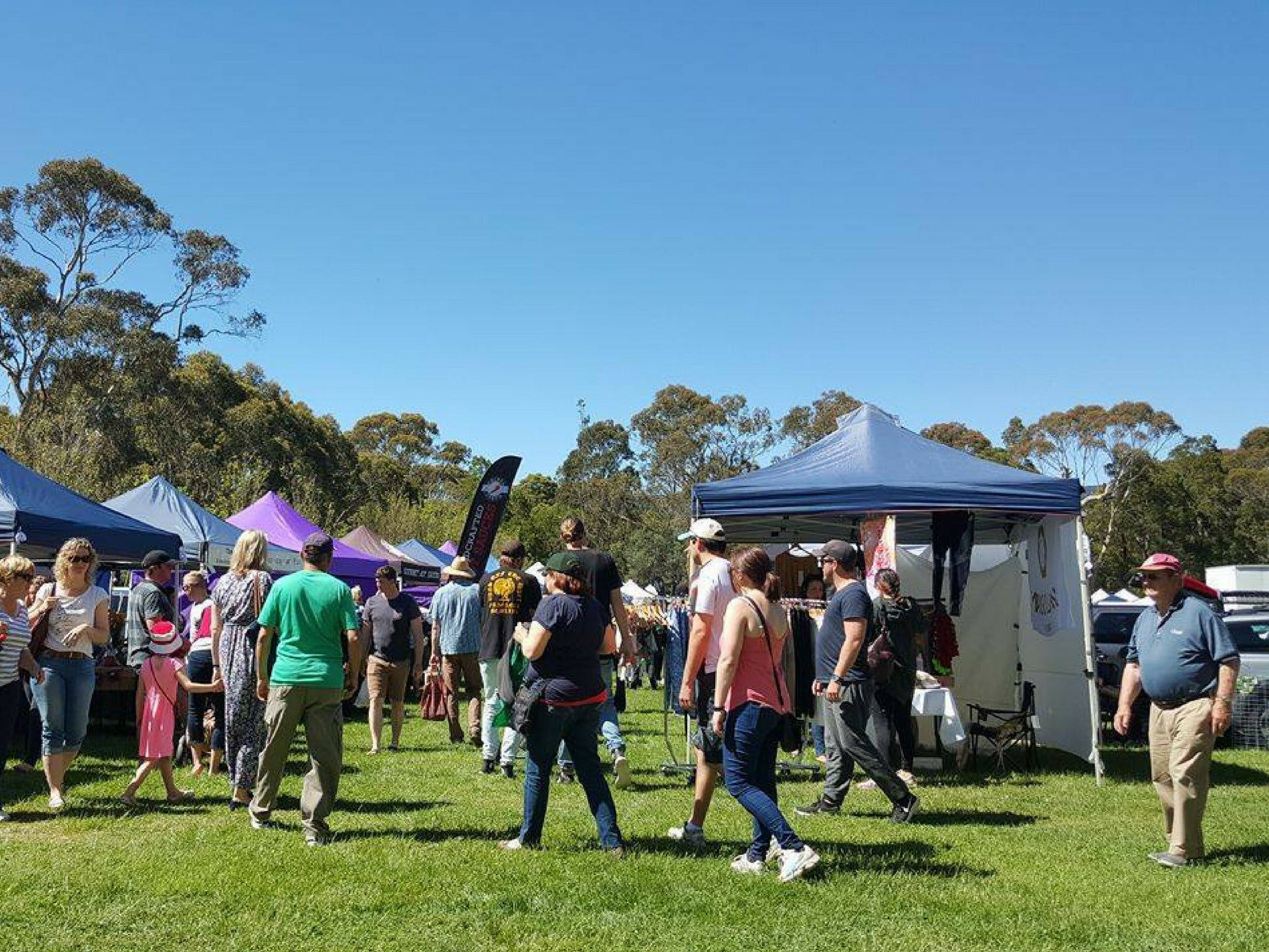 Hanging Rock Makers Market - Sydney Tourism