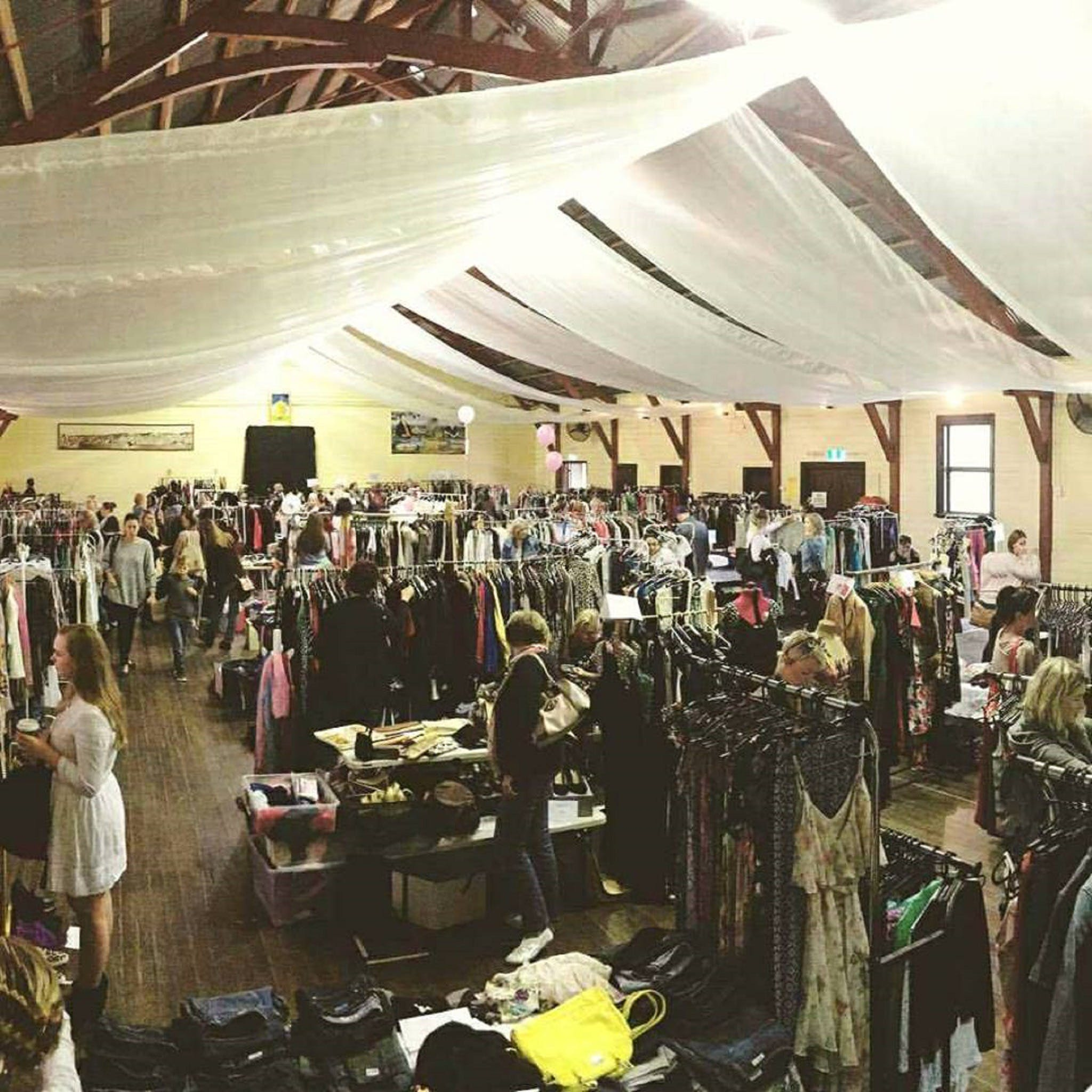 In Her Shoes- Pre- Loved Fashion Market - Sydney Tourism
