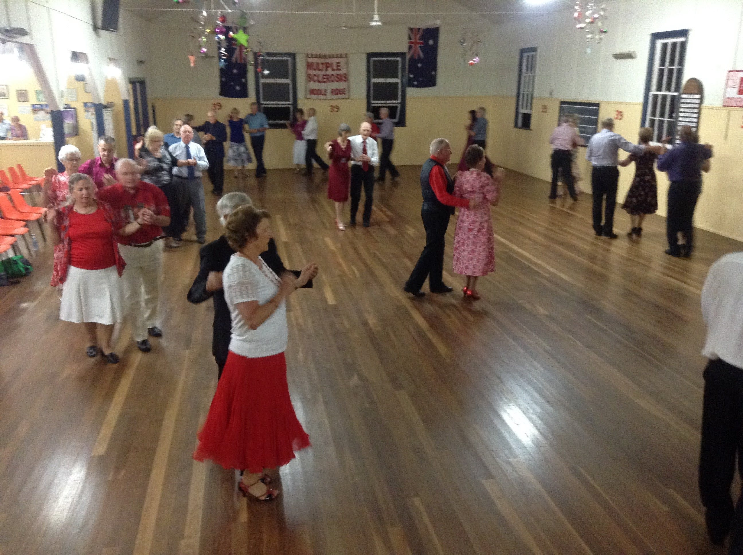 Old Time Dance - Sydney Tourism