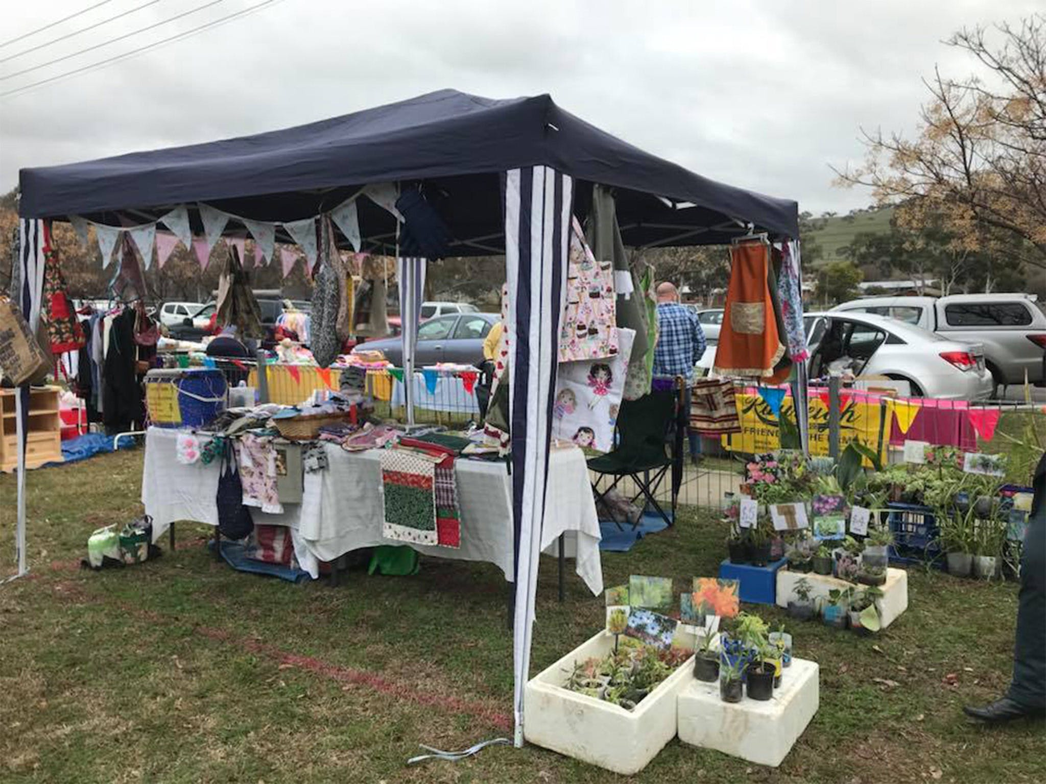 Perthville Village Fair - Sydney Tourism