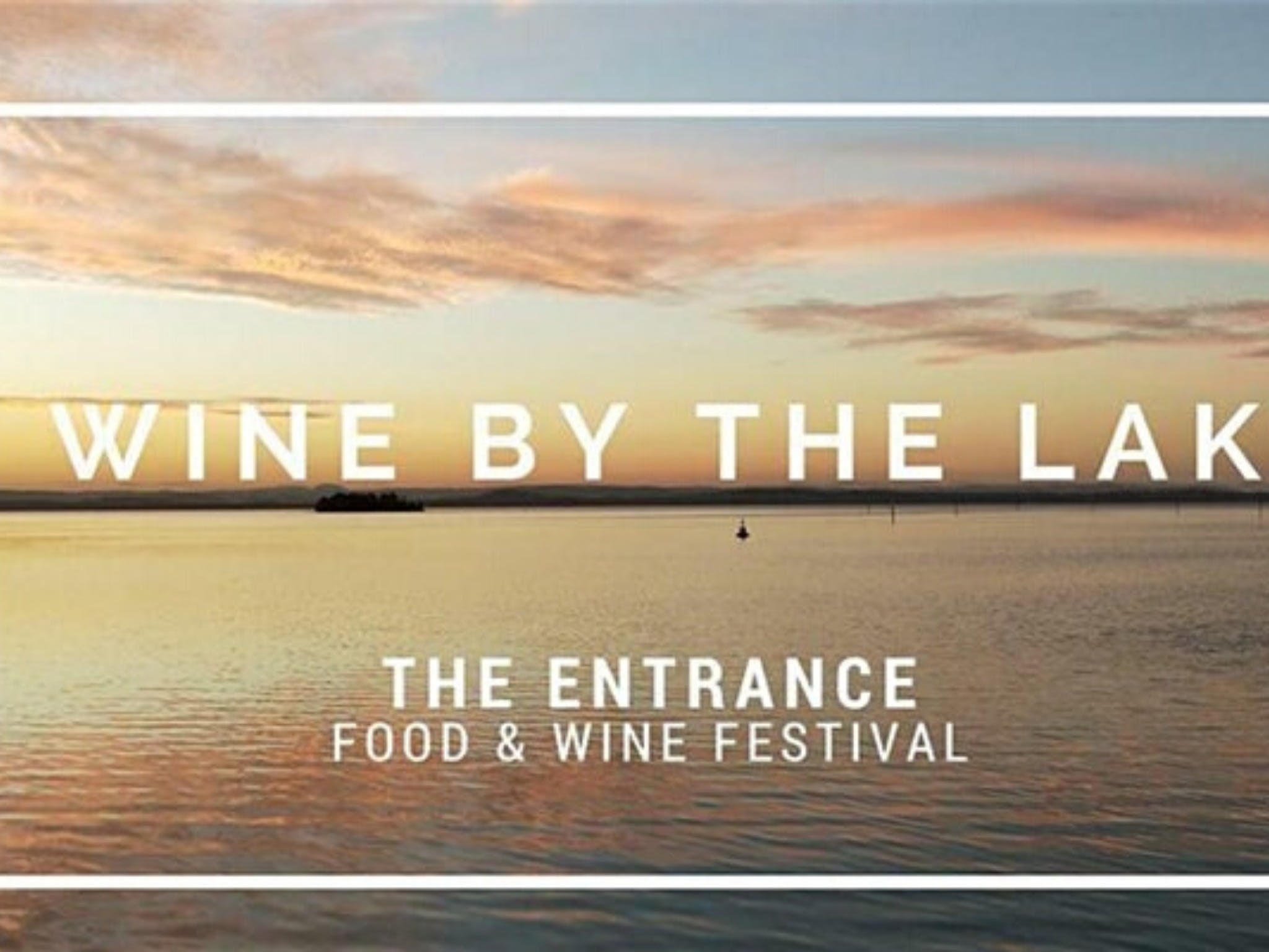 The Entrance Food and Wine Festival - Sydney Tourism