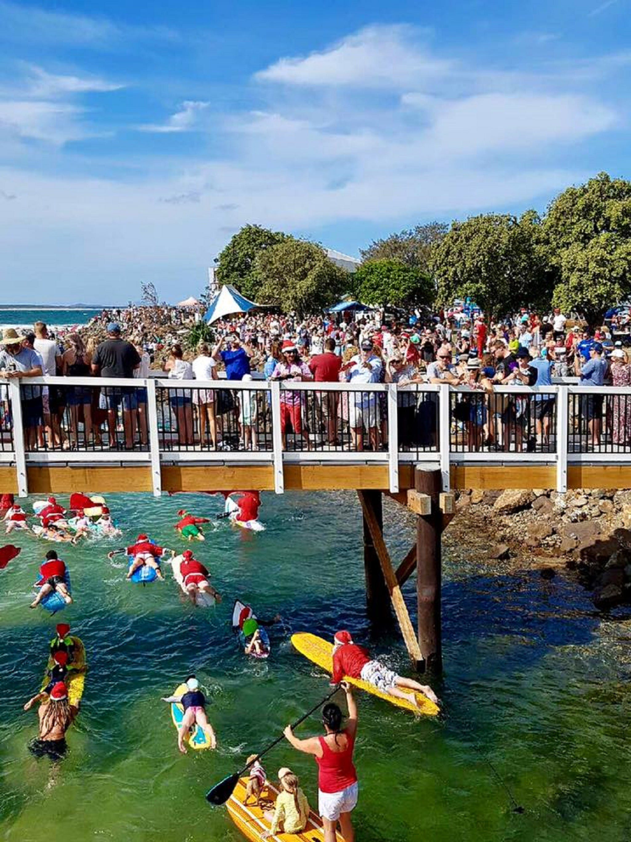 The Crescent Head Santa Surf - Sydney Tourism