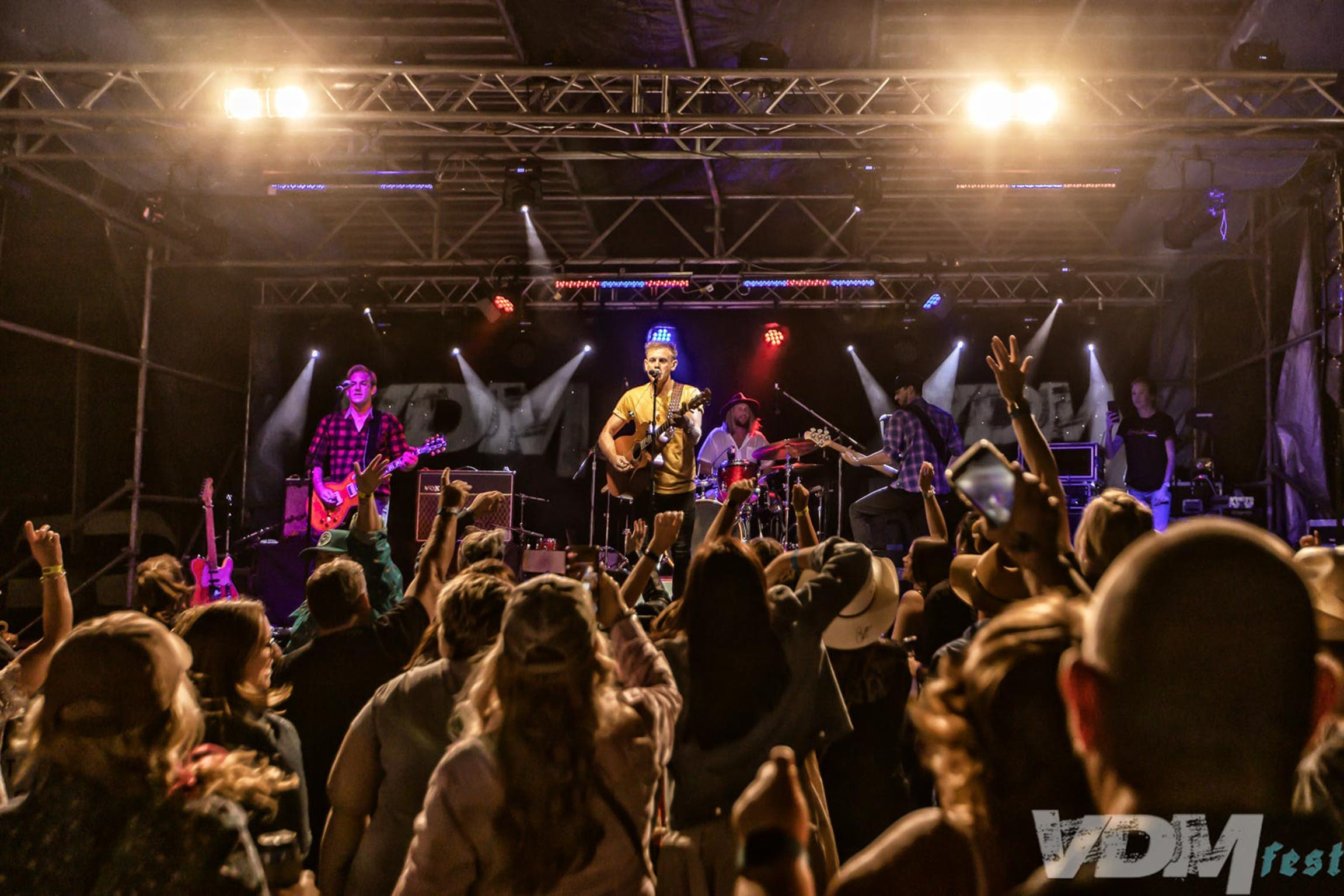 VDM Fest - Rock Edge Country Music Festival - Sydney Tourism