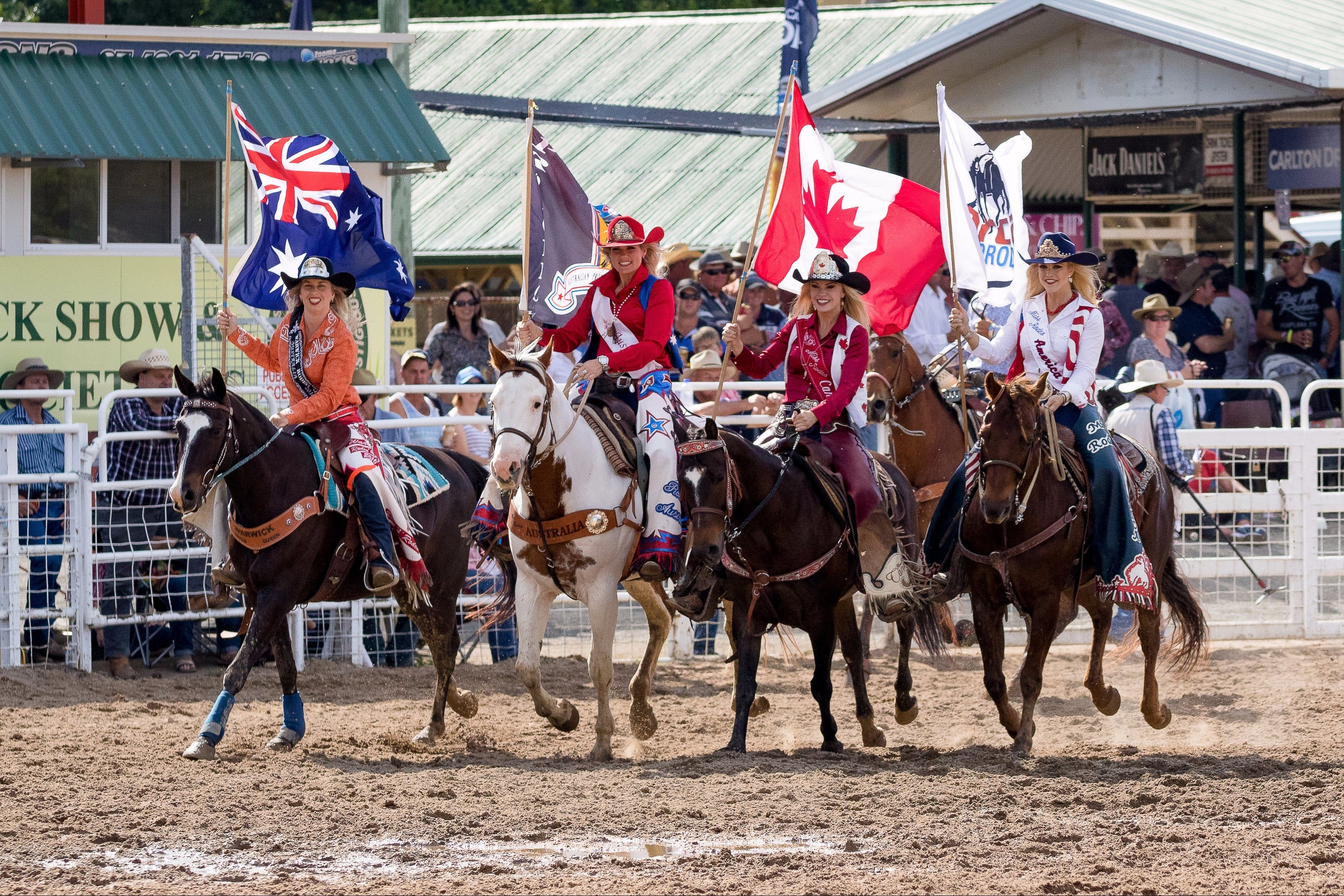 Warwick Rodeo National APRA National Finals and Warwick Gold Cup Campdraft - Sydney Tourism