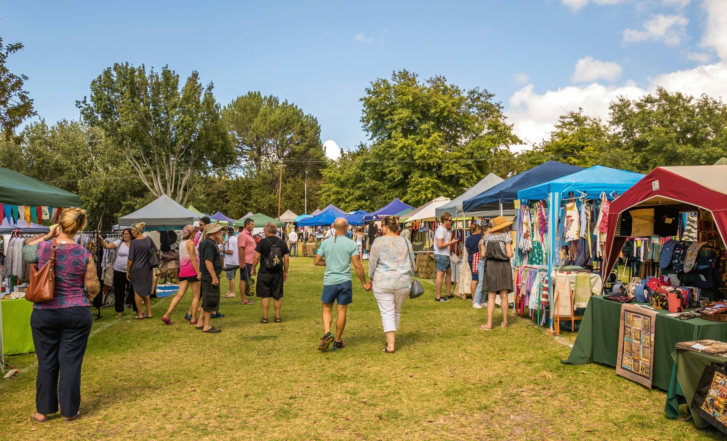Biloela Markets in the Park - Sydney Tourism