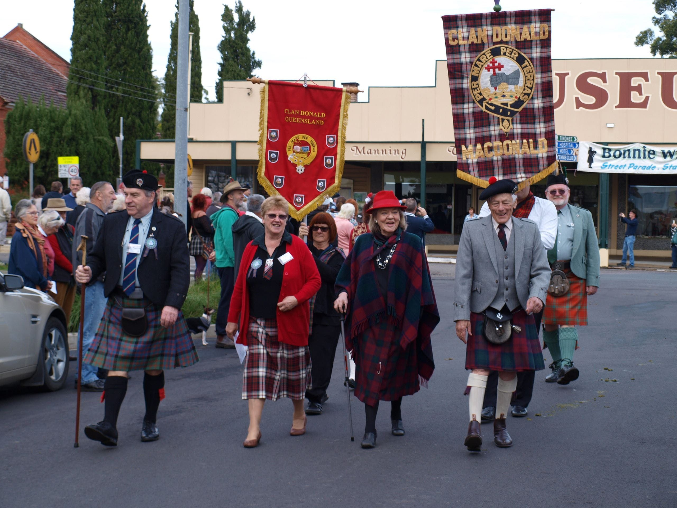 Bonnie Wingham Scottish Festival - Sydney Tourism
