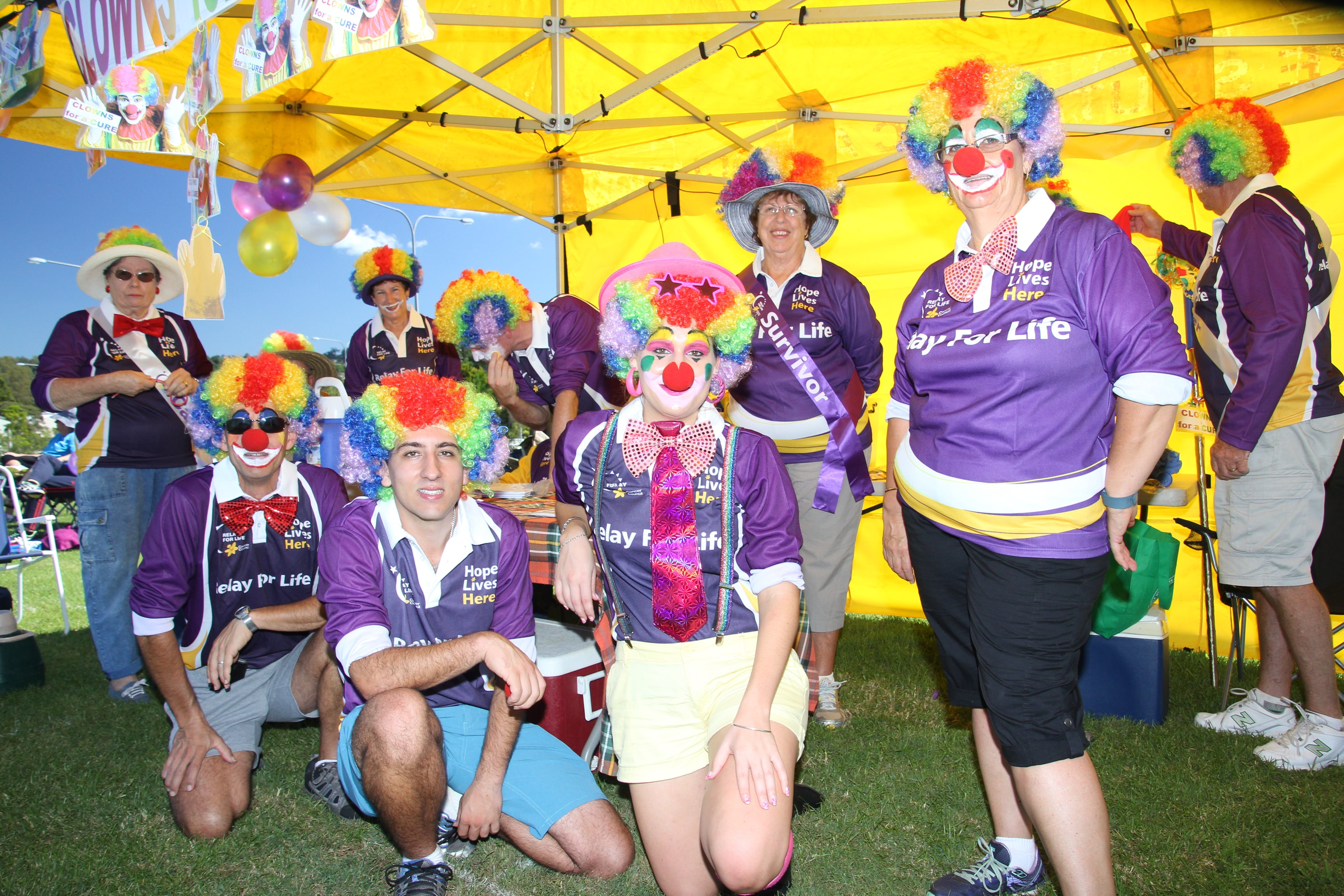 Grafton Relay for Life - NSW Cancer Council - Sydney Tourism