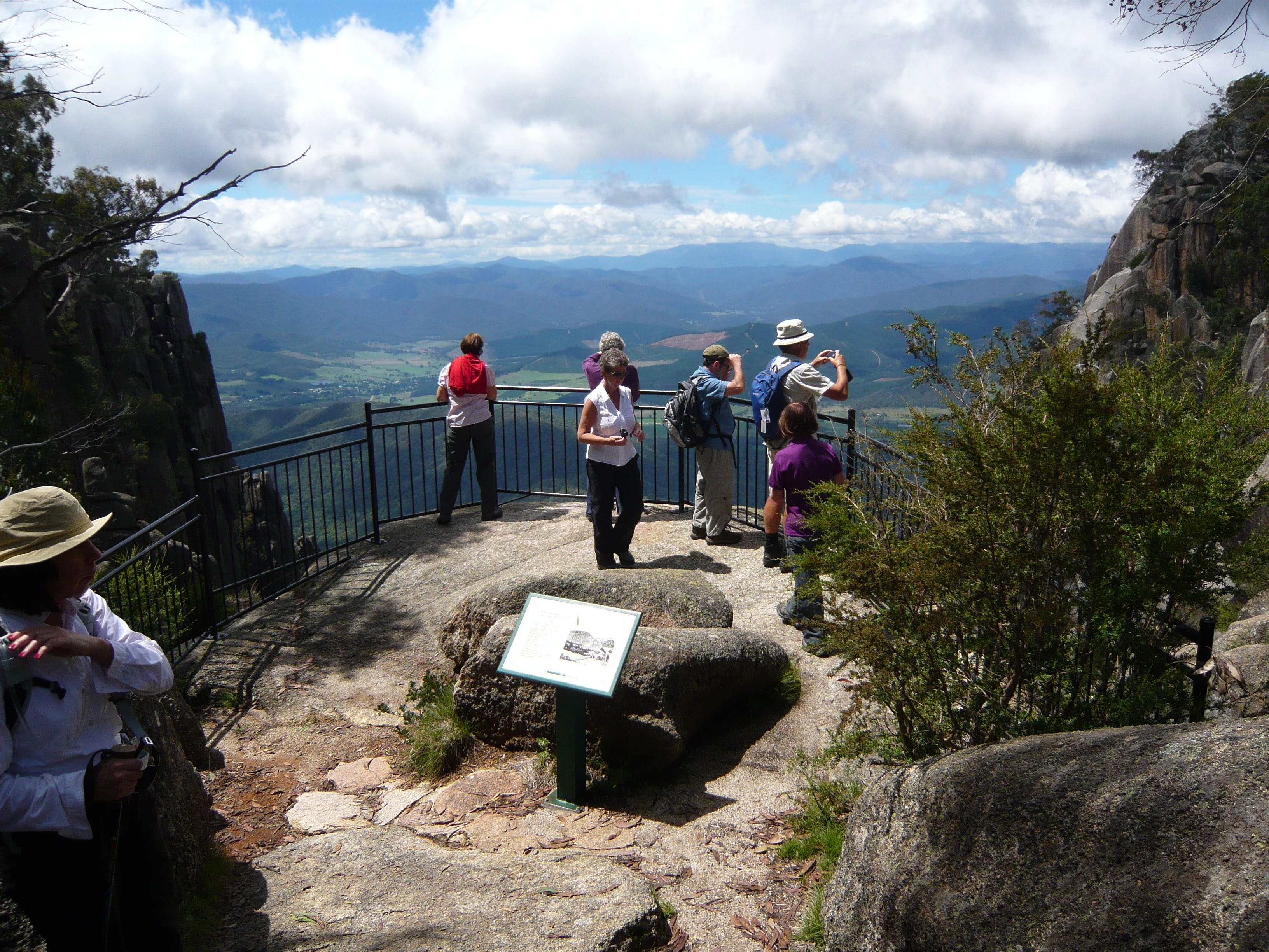 Hedonistic Hiking's Mount Buffalo Hike and Picnic - Sydney Tourism