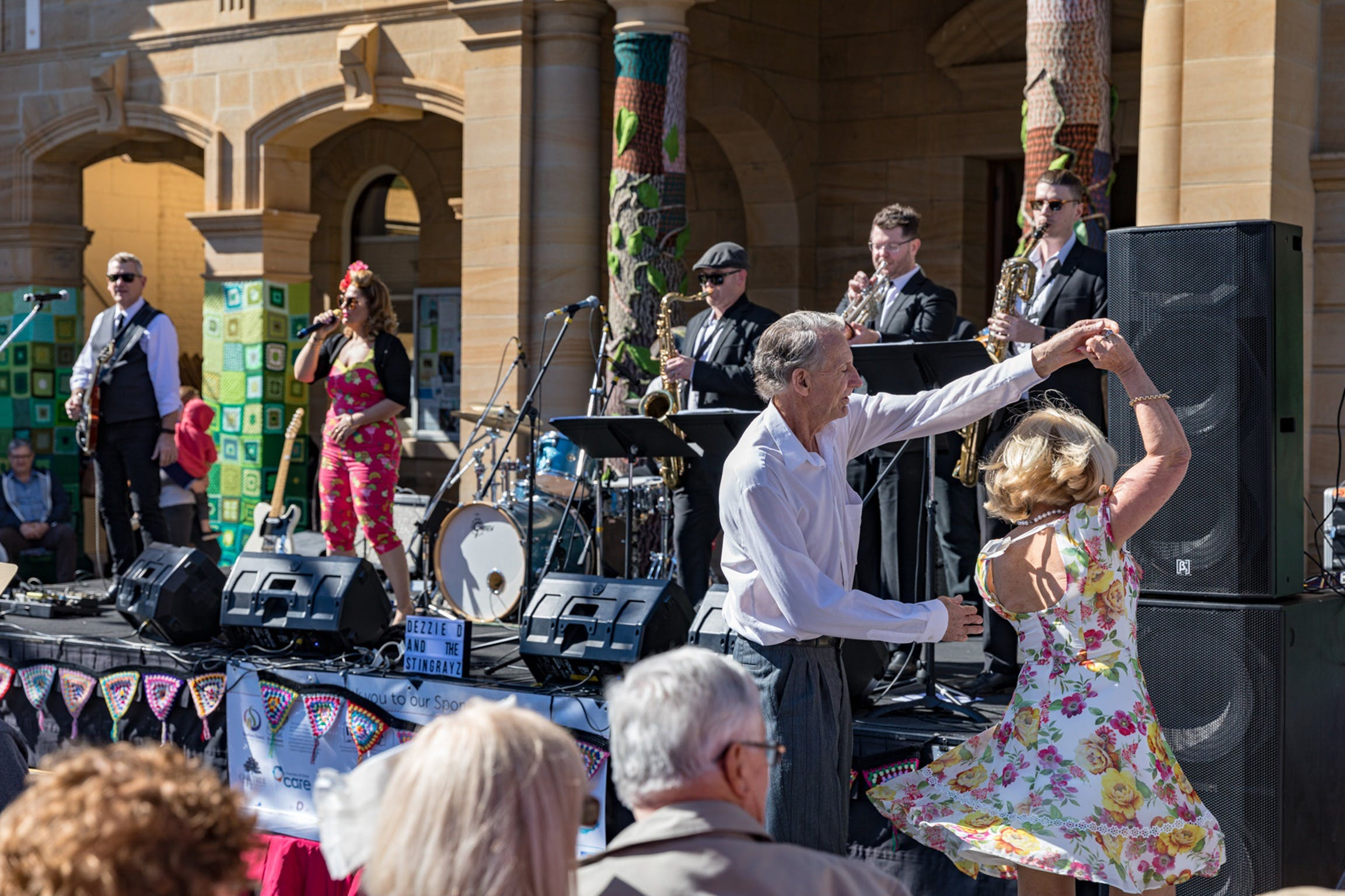 Jumpers and Jazz in July Festival - Sydney Tourism