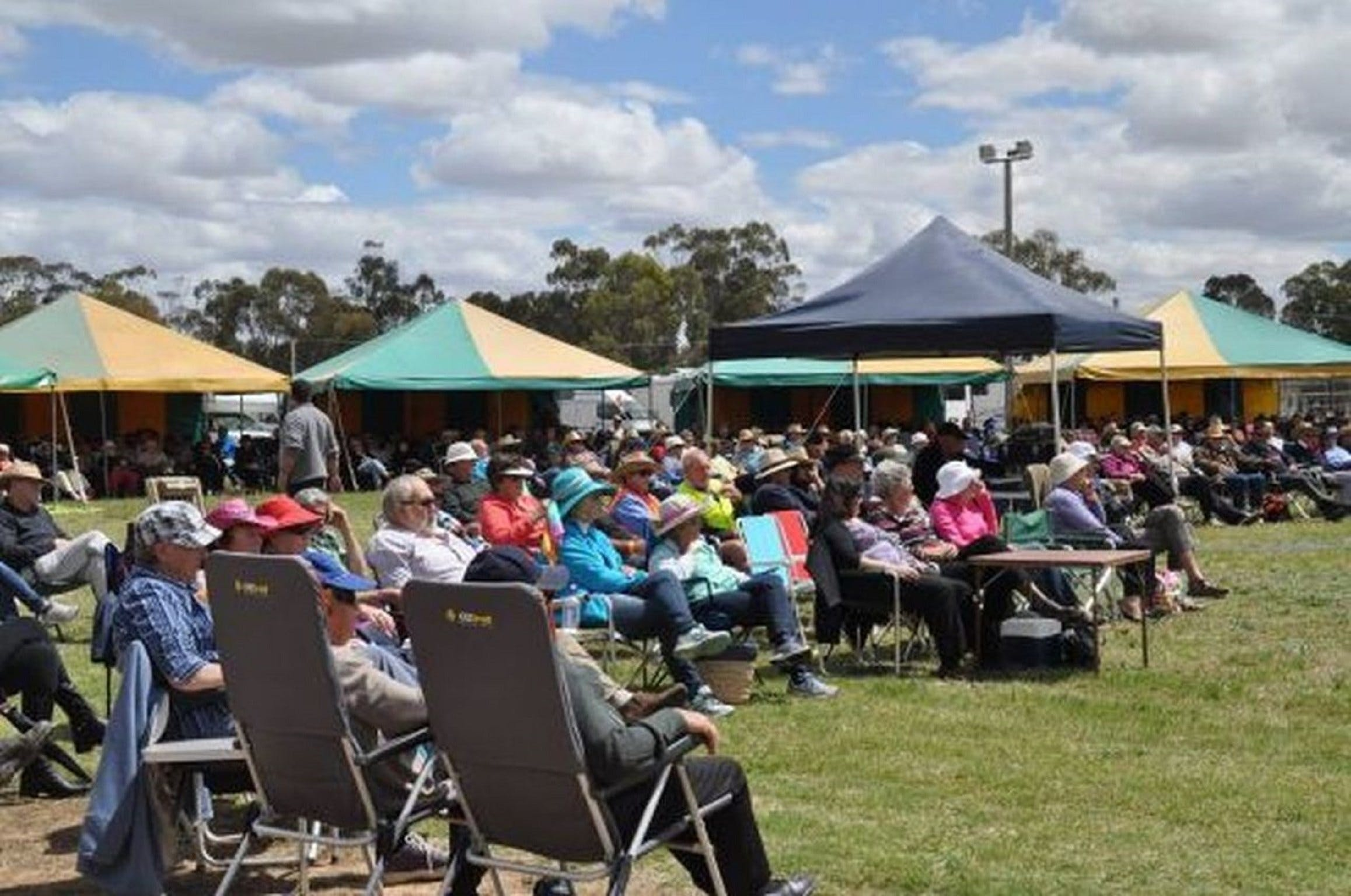 Kyabram RV Country Music Corral - Sydney Tourism