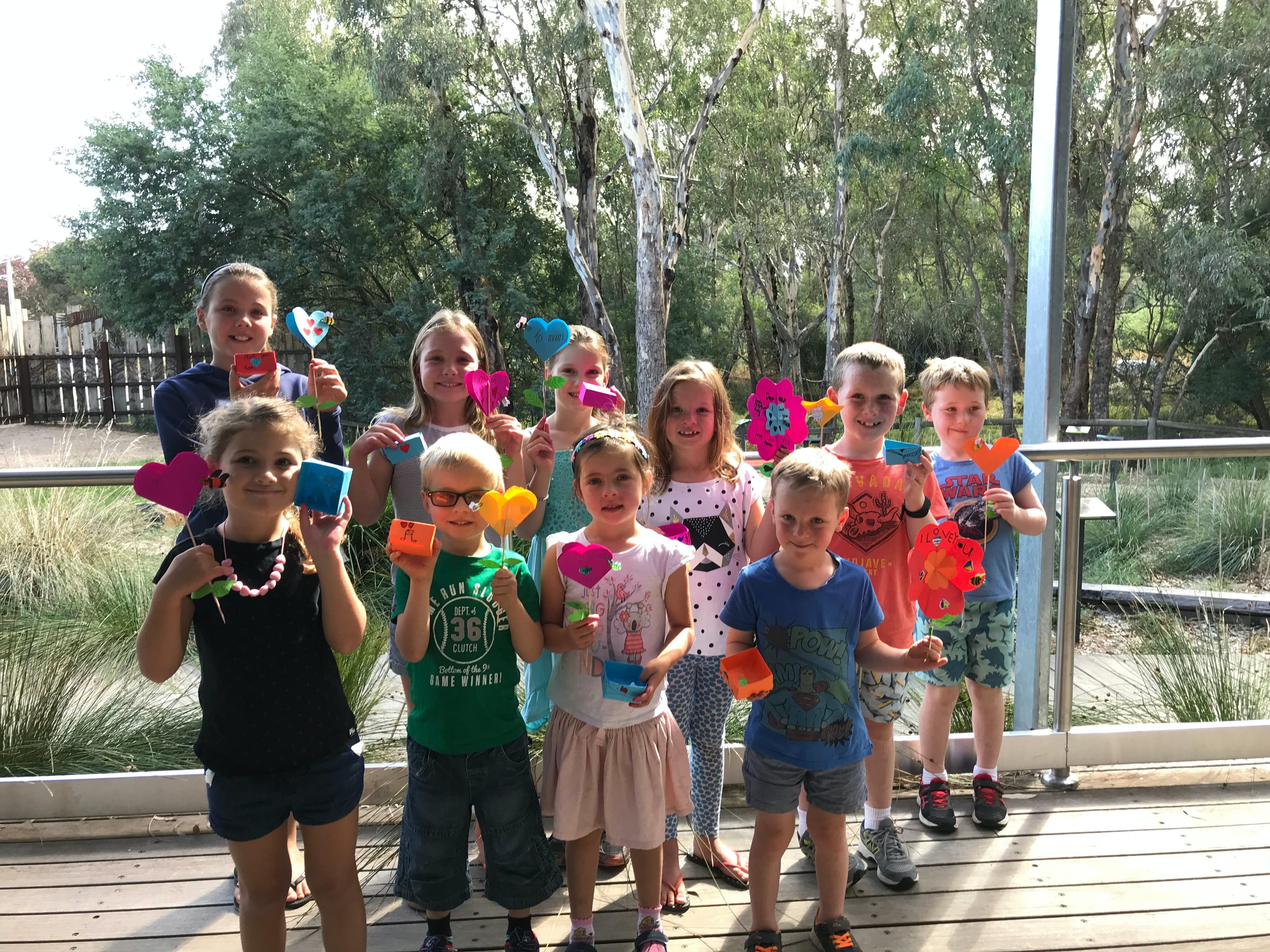 School Holiday Fun at the Y Water Discovery Centre - Sydney Tourism
