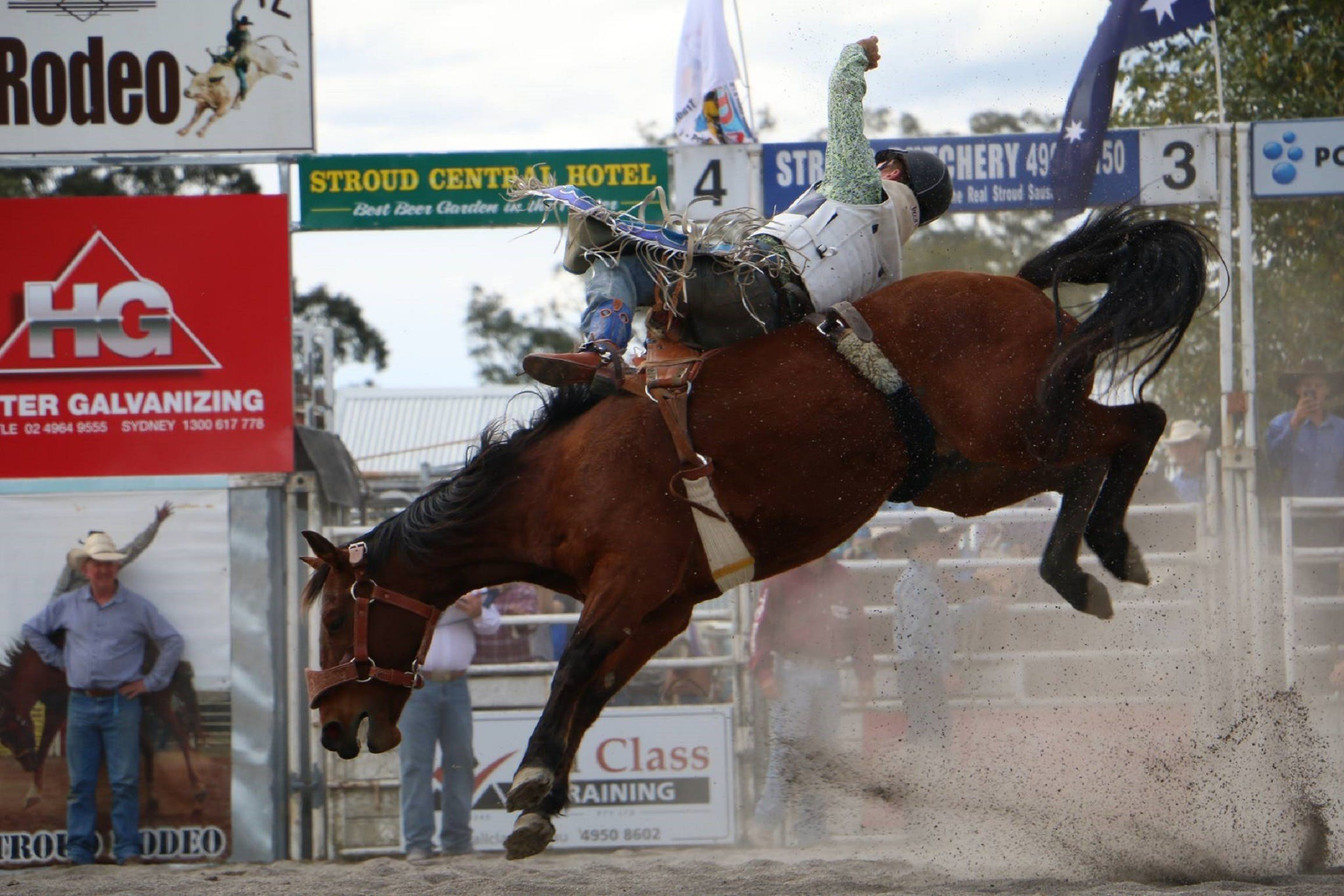 Stroud Rodeo and Campdraft - Sydney Tourism