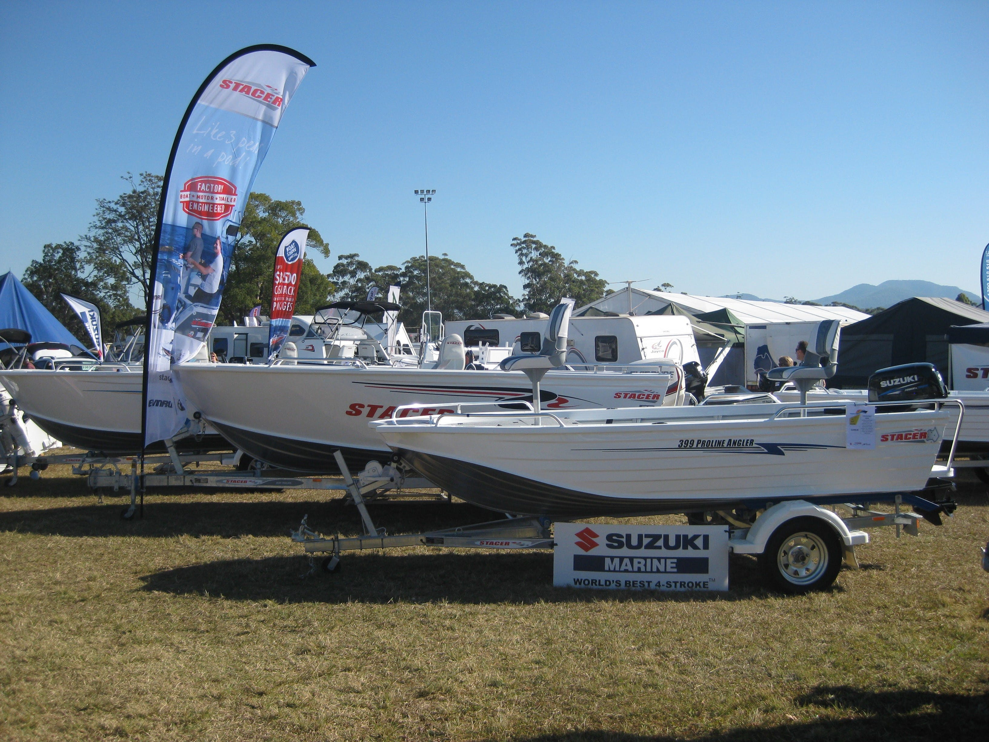 Mid North Coast Caravan Camping 4WD Fish and Boat Show - Sydney Tourism