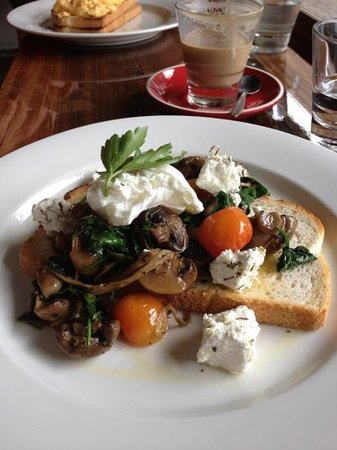 The Lower Deck Cafe - Sydney Tourism