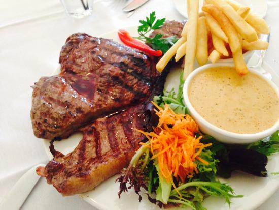 Cardens Seafood  Steak House - Sydney Tourism