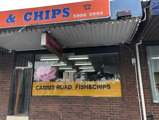 Camms Rd Fish  Chips