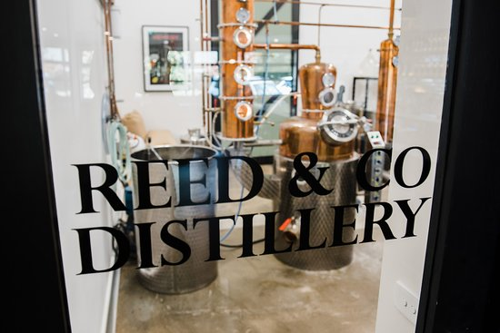 Reed  Co Distillery Restaurant - Sydney Tourism
