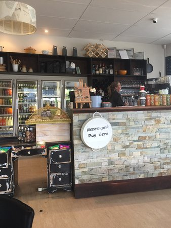 The Corner Cafe and Catering - Sydney Tourism