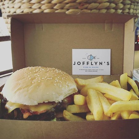 Jofflyn's Fish  Chips - Sydney Tourism