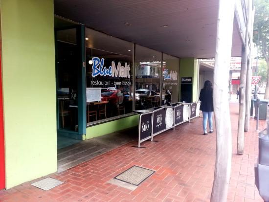 Blue Malt Restaurant - Sydney Tourism