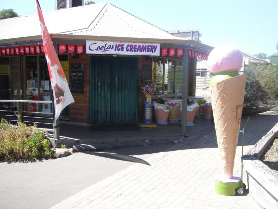 Coolas Ice Creamery