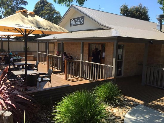 Shady Oaks Cafe - Sydney Tourism