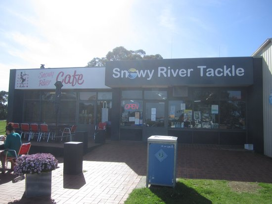 Snowy River Cafe - Sydney Tourism