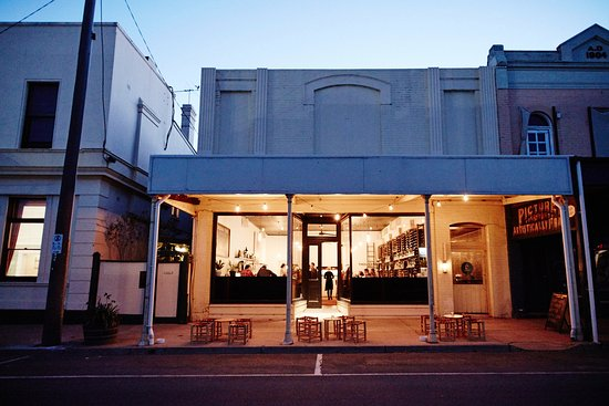 Thousand Pound Wine Bar  Store - Sydney Tourism