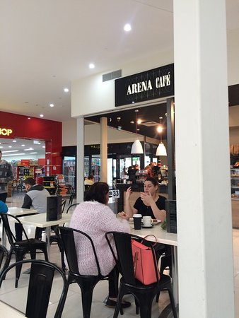 Arena Cafe - Sydney Tourism