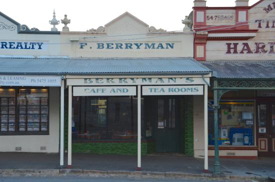 Berryman's Cafe and Tearooms - Sydney Tourism