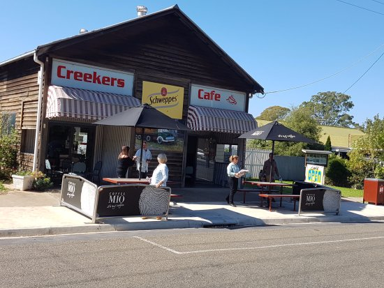Creekers Cafe