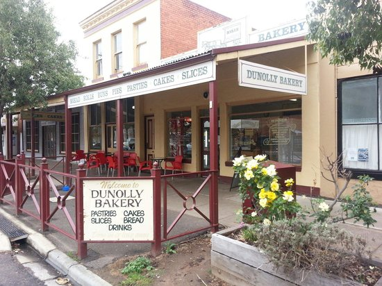 Dunolly Bakery