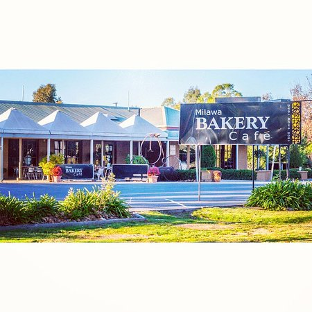 Milawa Bakery Cafe - Sydney Tourism