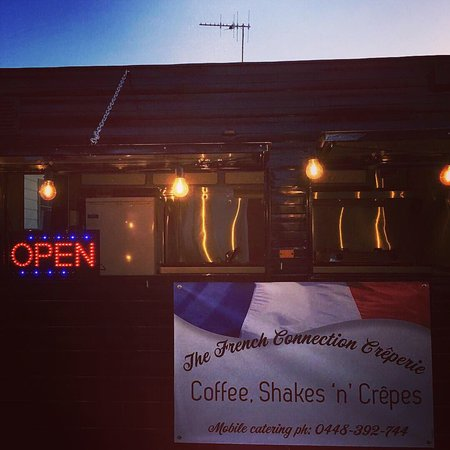 The French Connection Creperie - Sydney Tourism