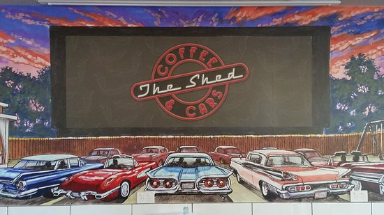 The Shed Coffee And Cars - Sydney Tourism
