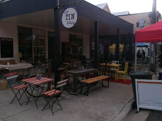 The Tin Plate Cafe - Sydney Tourism